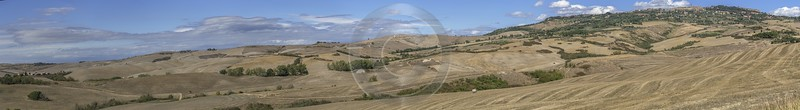 Saline Chianti Tuscany Winery Panoramic Viepoint Lookout Hill Art Prints For Sale Senic - 022753 - 14-09-2017 - 48378x6659 Pixel