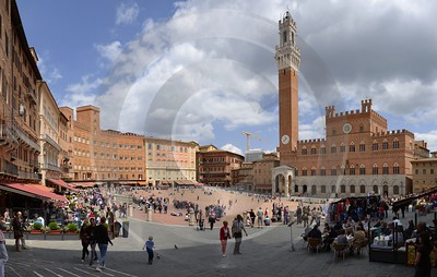 Siena Old Town Tuscany Italy Toscana Italien Spring Shoreline City Color Summer Stock Winter Island - 012596 - 15-05-2012 - 7567x4797 Pixel