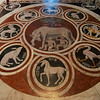 The floor of the Siena Cathedral