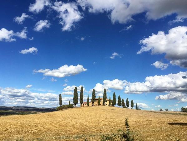 Tuscany Luxury: September 17, 2017