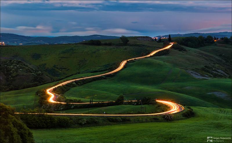 Tuscany Snake | Тосканская змейка