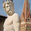 Piazza Signoria in Florence