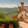 Gaiole in Chianti Countryside