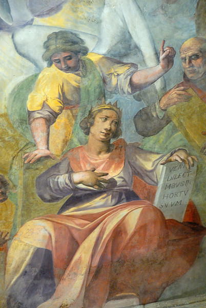 Lucca Cathedral Painting
