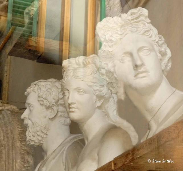 Florence through Glass