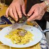 Black Truffles, Pasta, Olive Oil