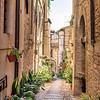 Quaint Streets of Spello