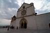 The upper church, Basilica di San Francesco