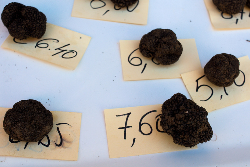 Truffles for sale