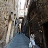 The back streets of Old Perugia