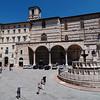 Fontana Maggiore, at the Piazza IV Novembre