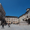 Piazza IV Novembre, the heart of Perugia