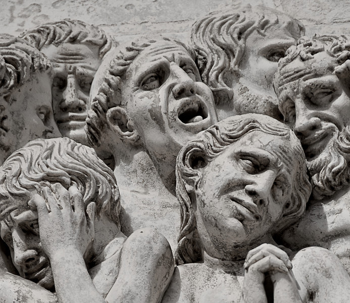 Orvieto Cathedral Sculpture