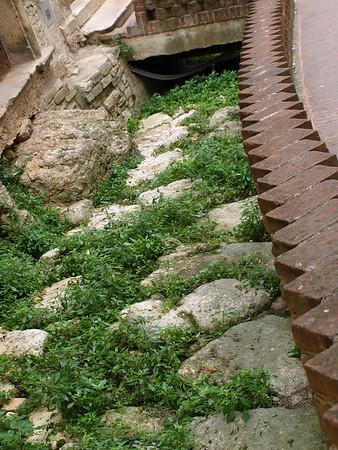 Stones of Via Flamina