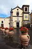 The Church of Santa Maria delle Grazie near Santa Agata, Massa Lubrense, Italy.