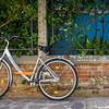 Bike Along the Wall