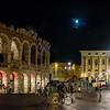 Full Moon at the Arena di Verona