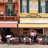 Drinks at Piazza Bra