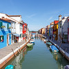 On the streets of Burano
