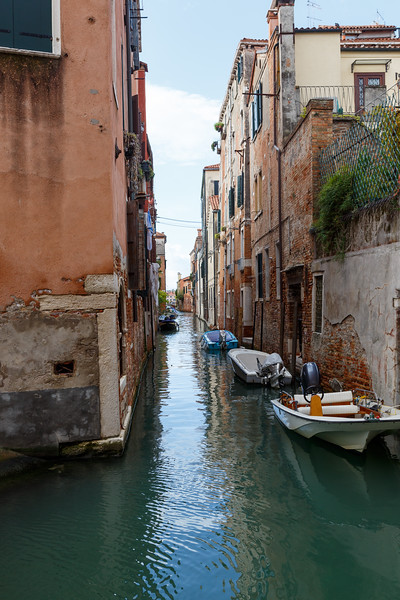 On the streets of Venice