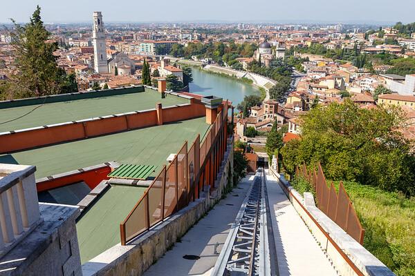 Castel San Pietro Funicular