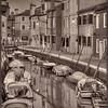 Italy - Burano at Dusk