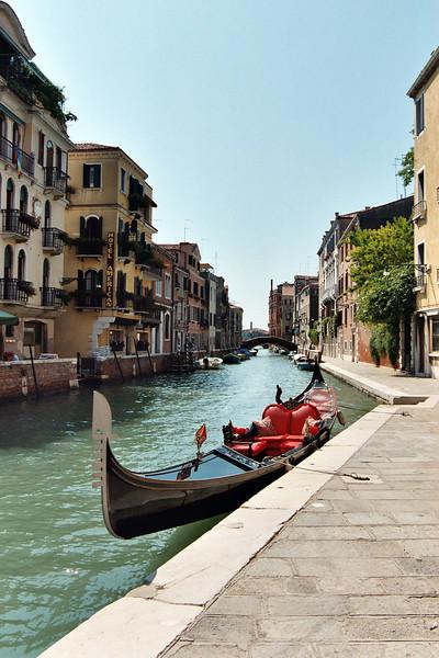 1. Gondola in Venice
