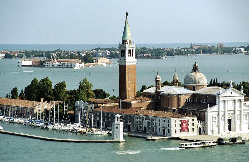 18. San Giorgio Maggiore, Venice, Italy