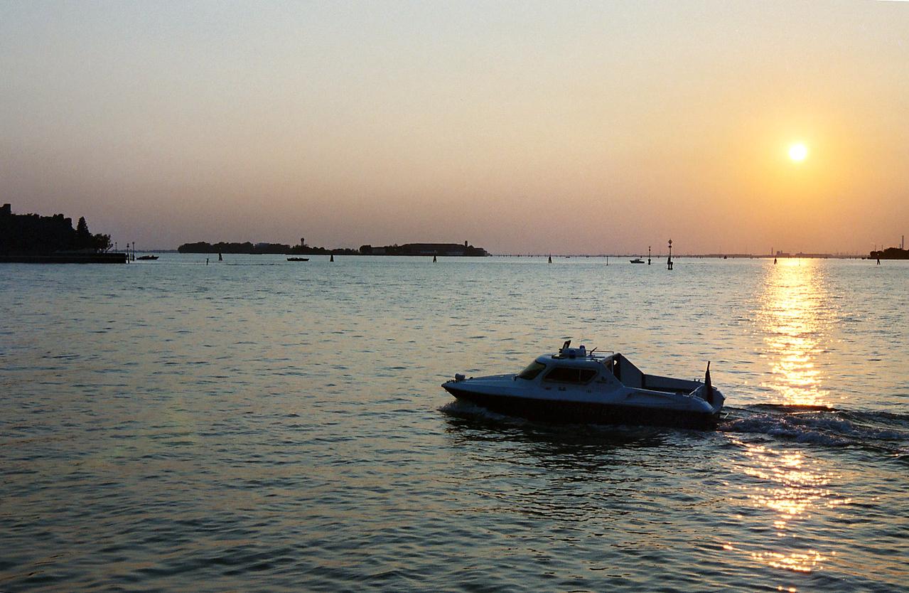 30. Sunset in Venice