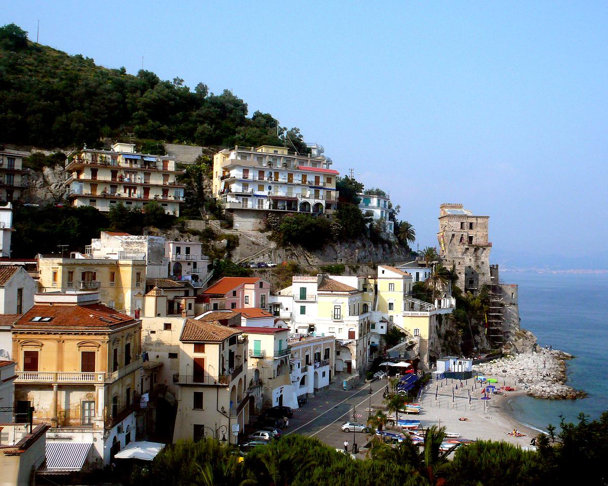 10. Beach on Capri