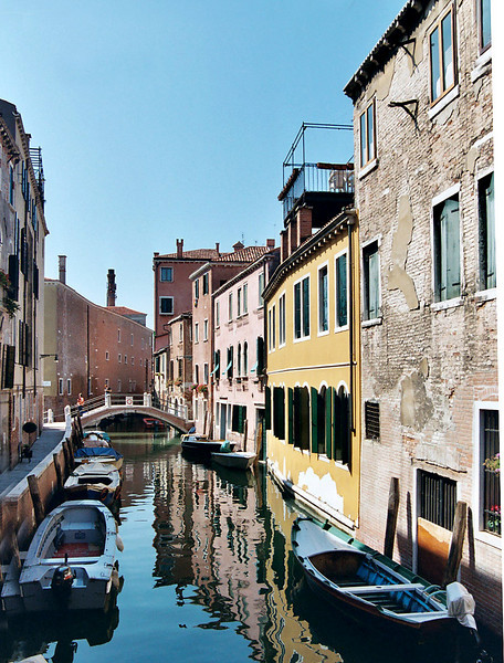 28. Canal in Venice