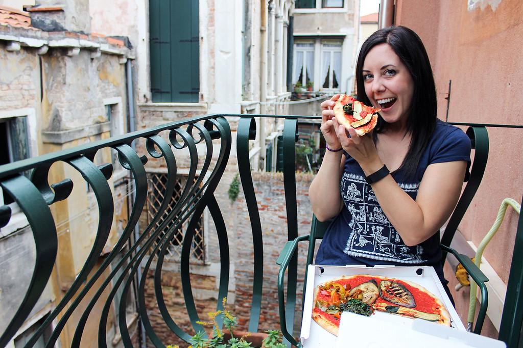 Vegan Venice Guide - Vegan Restaurants in Venice - OKE Pizzeria