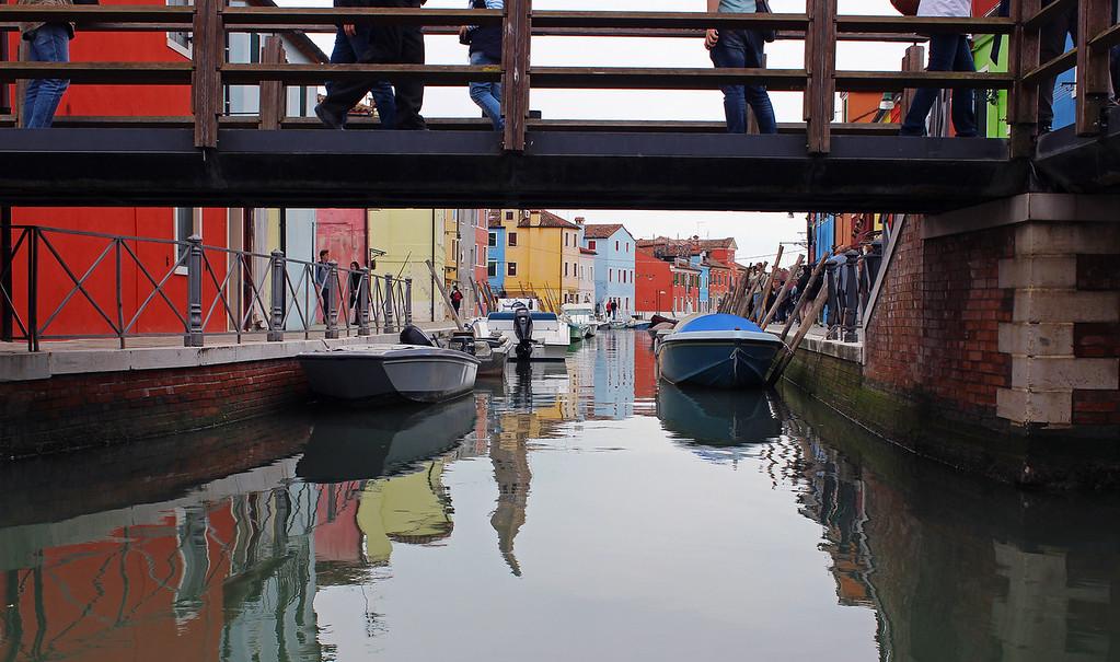 Trip to Burano from Venice - Burano island tour