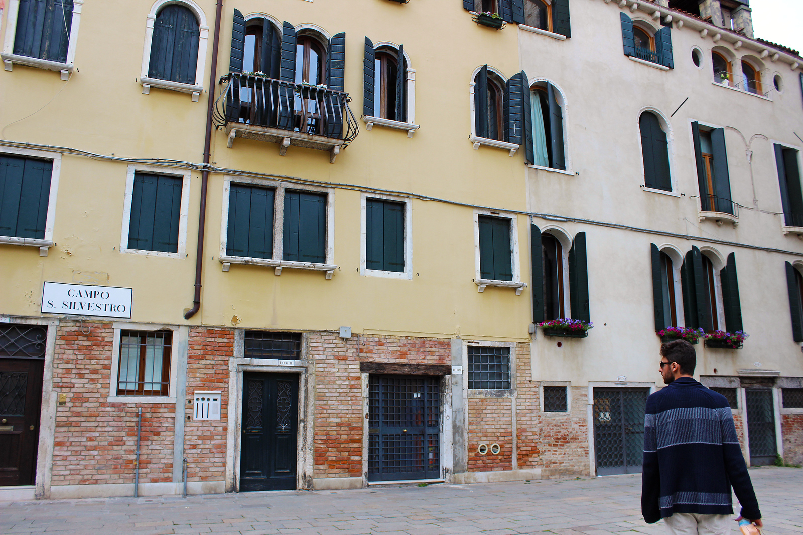 Getting Lost: Exploring Venice on Foot