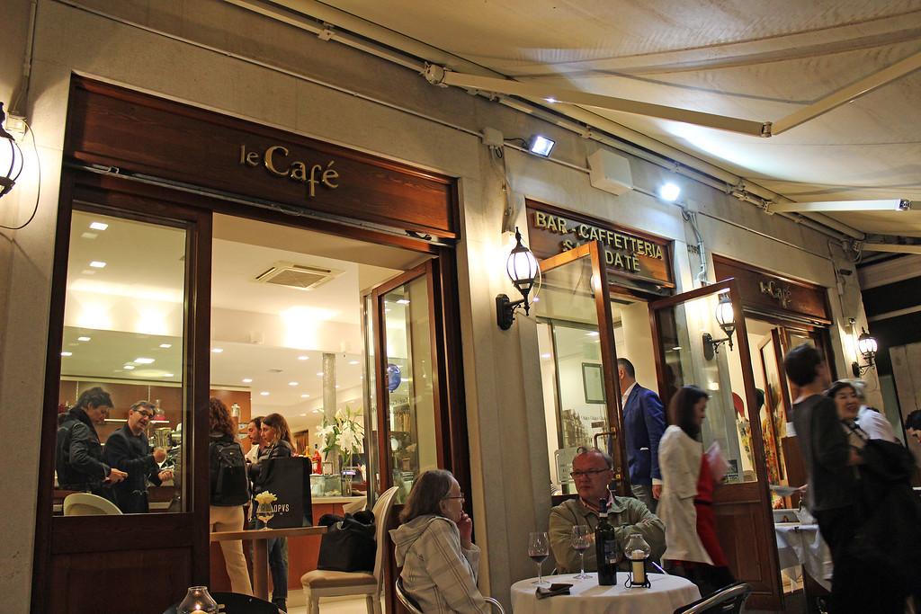 Vegan Venice Guide - Vegan Restaurants in Venice - Le Cafe