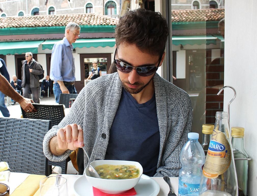 Vegan Venice Guide - Vegan Restaurants in Venice - Al Burchiello