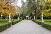 The Villa Braida Hotel in Veneto, Mogliano, Venice, Italy, Europe.