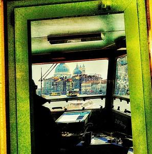 """Water Bus View"" - Venezia, Italia"