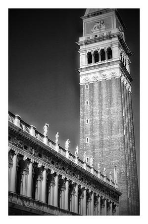 """Timeless Angles"" - Venezia Italia (B & W)"