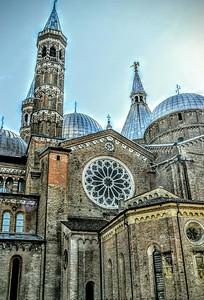 """Basilica of Saint Anthony of Padua"" - Padova"
