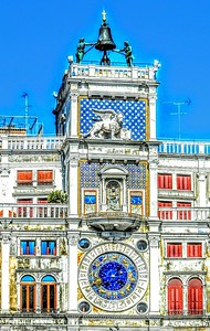 """10:55"" - Piazza San Marco, Venezia"
