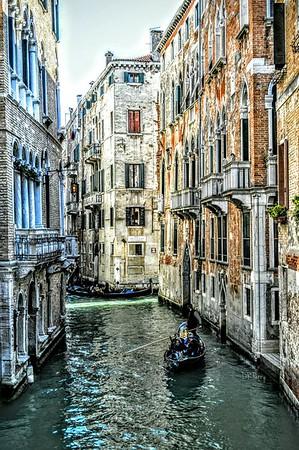 """""""Slow, Quiet Splendor"""" - Venezia, Italia"""
