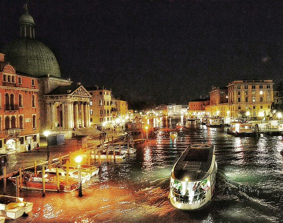 """Floating in Colour"" - Venezia"