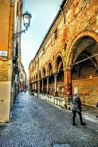 """""""Via Sofia"""" - Padova"""