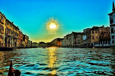"""""""Venetian Sunset"""" - Venezia, Italia"""