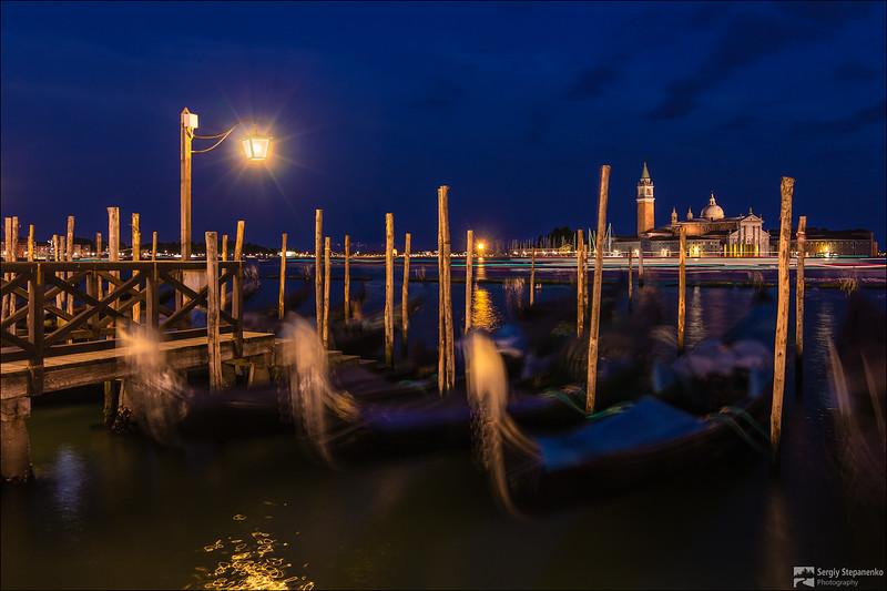 Evening in Venice | Вечер в Венеции