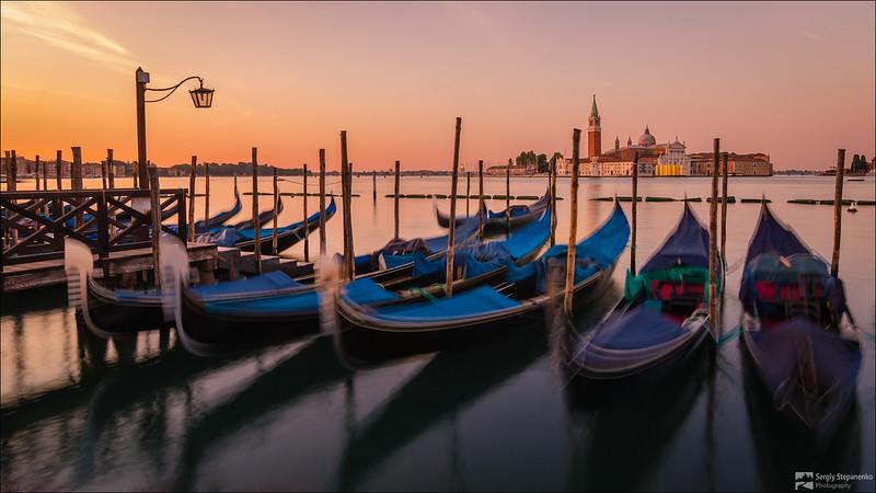 Venetian Morning | Венецианское утро