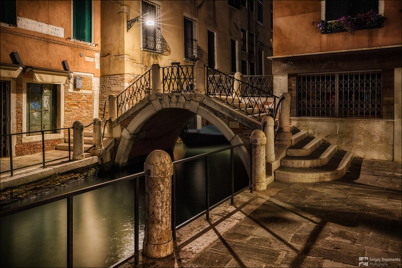 Venetian Bridge | Веницианский мост
