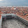 San Marco's Plaza from Campanile