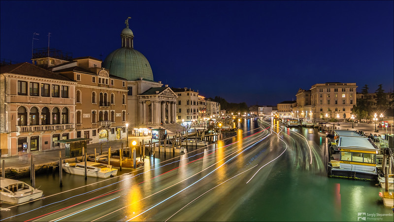 Venice Traces | Следы Венеции